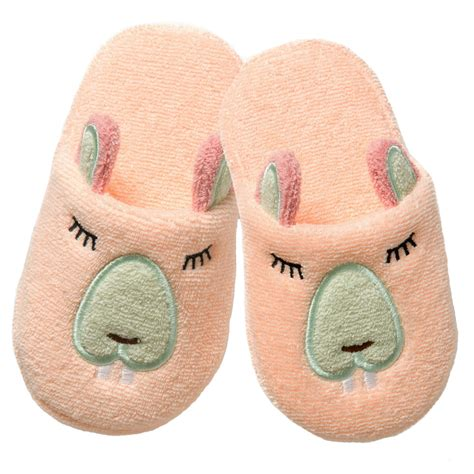 i my slippers woodland animals organic cotton terry slippers for