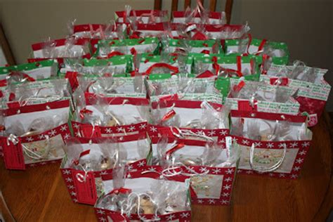 adult christmas goodie bags ideas s delectable delights goodie bags