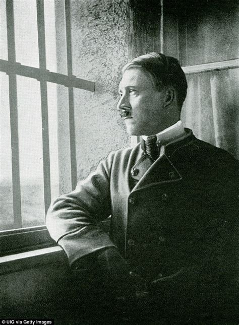 who imprisoned adolf received special treatment and while in