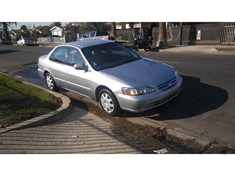 car owners manuals for sale 2001 honda accord user handbook 2001 honda accord for sale by owner in gardena ca 90249