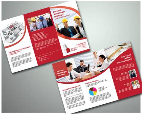 desain brosur freelance mudahnya mendapatkan desain brosur berkualitas di sribu com