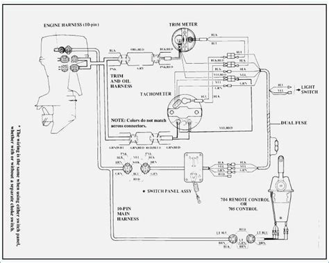 suzuki outboard wiring diagram brainglue co