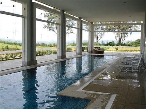 piscina interna casa casa piscinas internas