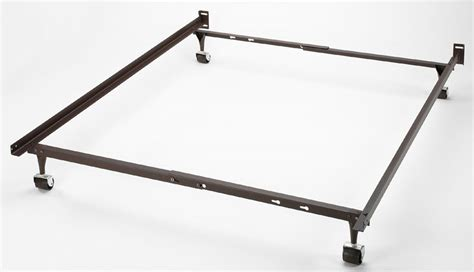 bed frame rails metal bed rails metal frame queen bed rails