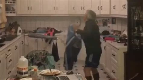 kitchen catch up how to just and family trying to catch a bat in their