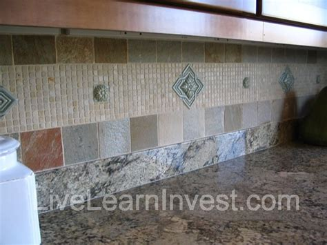 Backsplash Tile Patterns How Do I Change Backsplash Tiles In A Kitchen Without Removing Them
