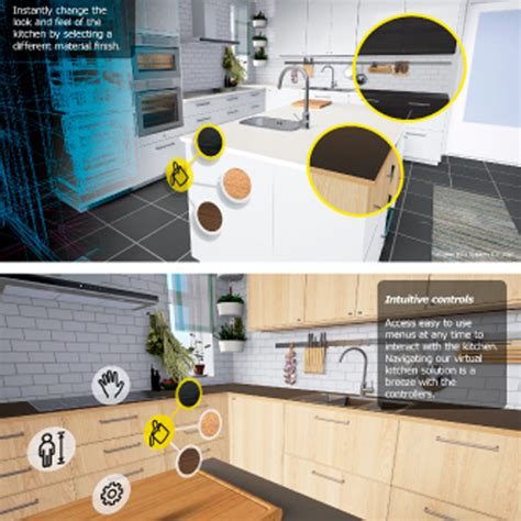 Kitchen Notes Ikea Ikea Launches Reality App To Help Build Your