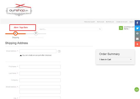 magento layout xml not working magento 2 1 1 checkout page logo not showing