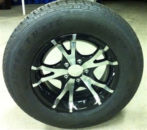 types of boat trailer wheels trailer tires boat trailer tires travel trailer tires