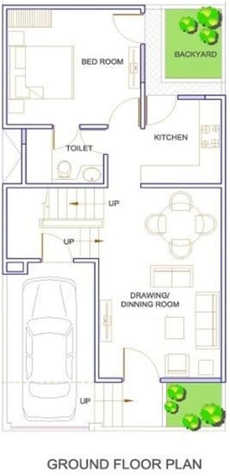 Small House Plans East 8833ground Floor Plan 20x40news Jpg Yousef