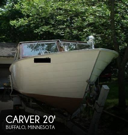 boat dealers buffalo mn canceled carver 20 1 2 cer boat in buffalo mn 084518