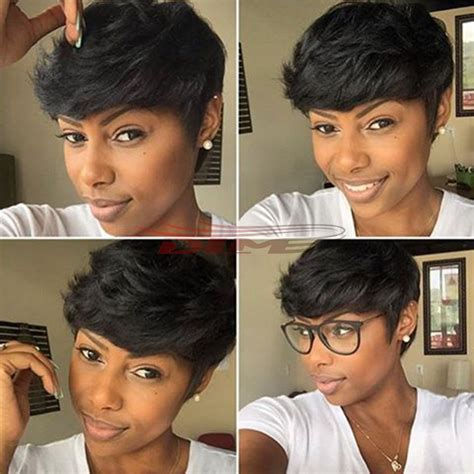 short straight weavon hair styles 2016 fashion short hair style 4 inch straight human hair