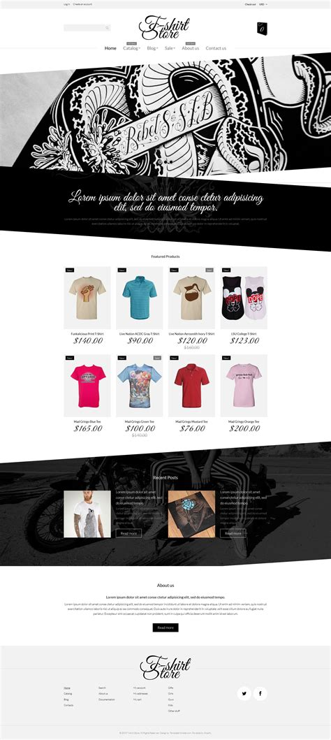 shopify themes for t shirts t shirt designs shopify theme 53570