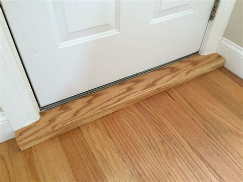 threshold washed wood l wooden exterior door threshold wooden exterior door