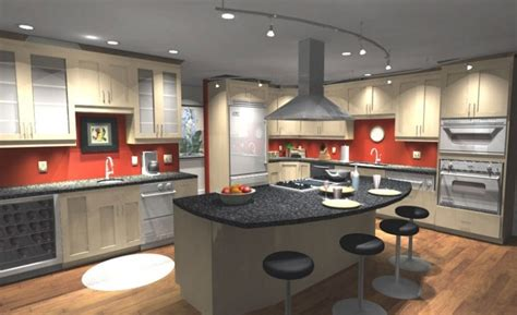 home designer pro rendering cad software for kitchen and bathroom designe pro