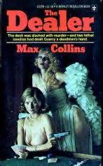 Pdf Quarry Black Max Allan Collins by 187 A 1001 Midnights Review Max Collins The Broker