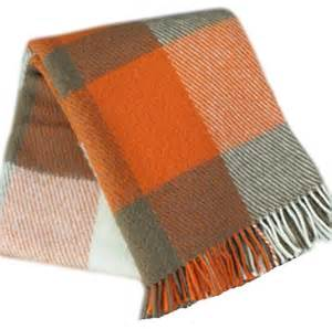 Red White And Blue Area Rugs 100 Lambs Wool Plaid Throw Orange Contemporary