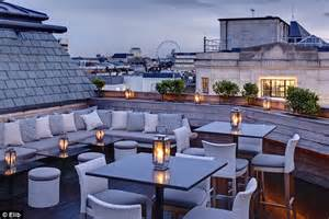 Roof Top Bars In Dc by The Uk S Top Rooftop Bars Daily Mail