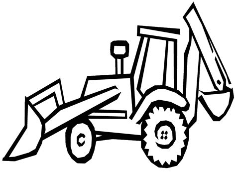 Construction Truck Coloring Pages Coloring Home Construction Colouring Pages