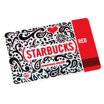 Starbucks London Gift Card - 301 moved permanently