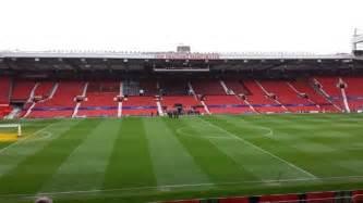 Manchester united stadium old trafford man utd e architect