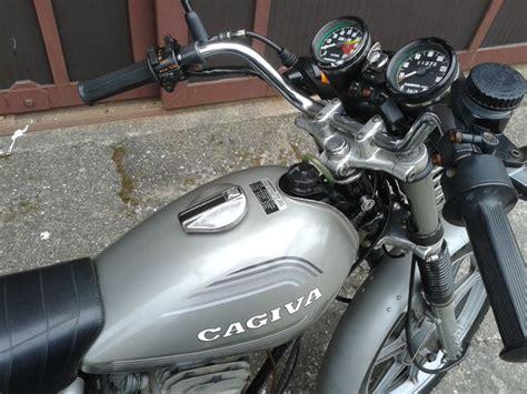 125ccm Motorrad Cagiva by Cagiva Sst 125ccm 1982 Catawiki