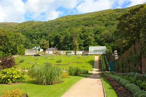 walled gardens ireland file walled gardens1 kylemore connemara