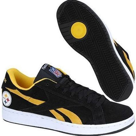 pittsburgh steelers sneakers pin by morris on steelers