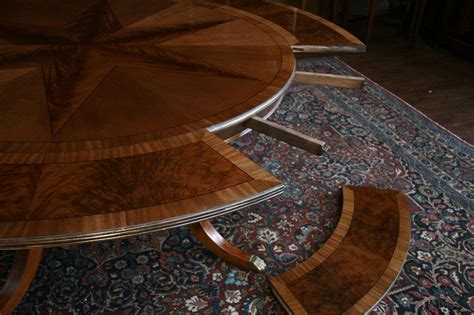 circular dining room large round dining room table marceladick com