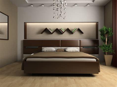Modern bed frame