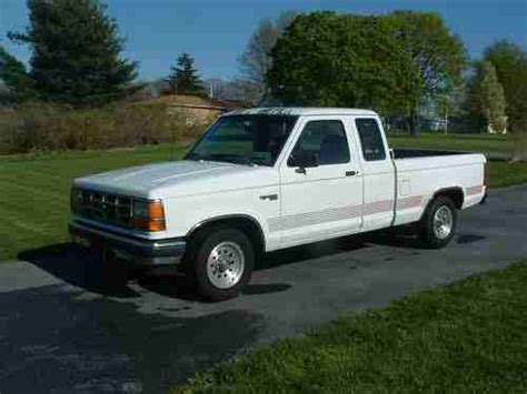 find used 91 ford ranger xlt in fredericksburg pennsylvania united states