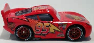 Lightning Mcqueen Car Number Cars By Numbers Collecting Cars