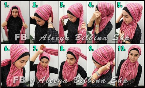 tutorial hijab pashmina satin untuk kuliah rossyajis a great wordpress com site fb rosy yp email