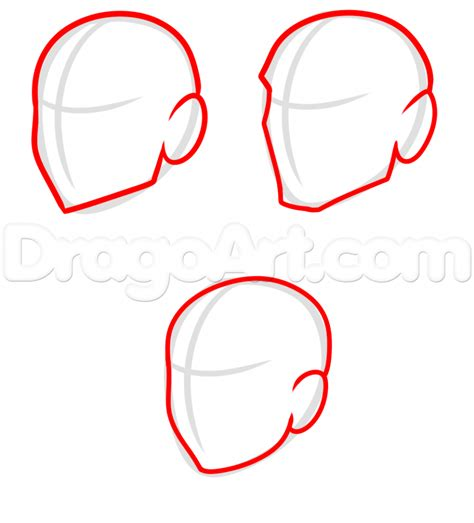 how to draw how to draw heads how to draw a tutorial