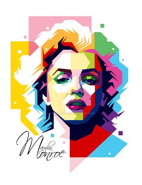pop marilyn marylin by aryakuza on deviantart