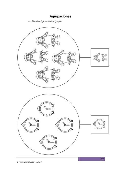 agrupaciones inicial cuaderno de matematicas 3 a 241 os