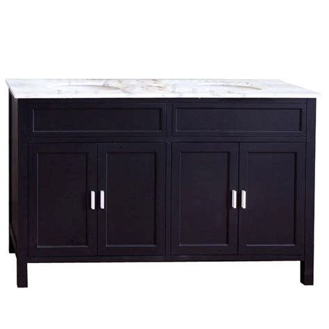 60 inch vanity sink 60 inch sink shaker vanity in bathroom vanities