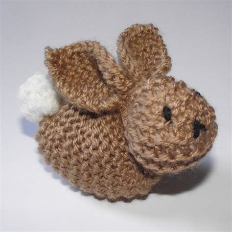knitted rabbit the nutty knitter s knitted bunny the sequel