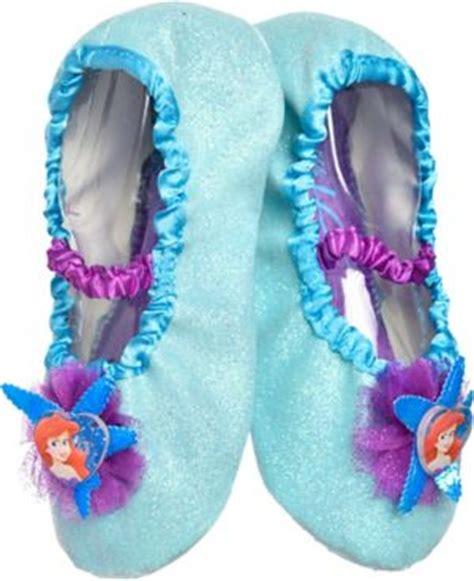 Sandal Slipper Mermaid Princess Ariel child ariel slipper shoes 7in the mermaid city