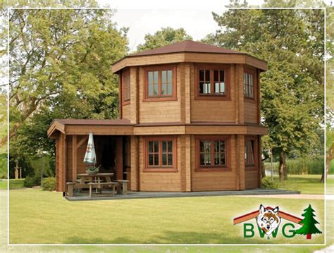 Gartenhaus 2 Etagen