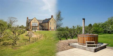 Luxury Cottages York by Luxury York Manor Celebration Cottages Hen Houses