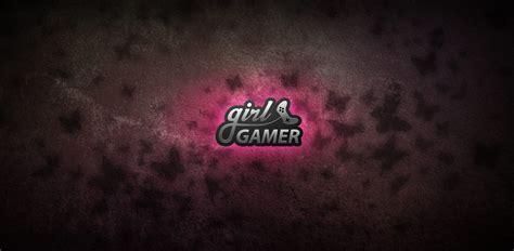 wallpaper girl gamer gamer pictures the official girl gamer logo and