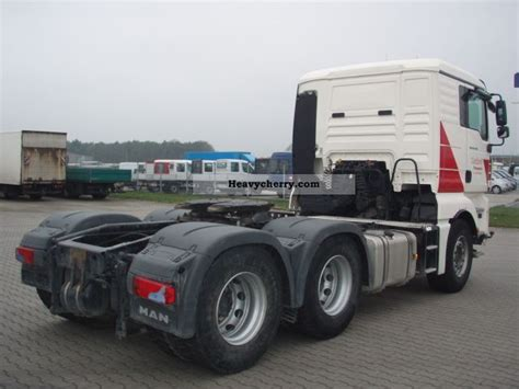 man tga  bls  hydraulic dumping green sticker  standard tractortrailer unit