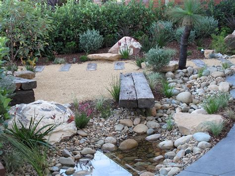 Northern beaches modern zen native garden landscapers sydney