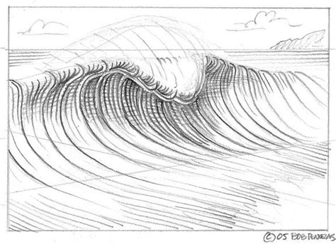 drawing a basic wave can be but after a while it can