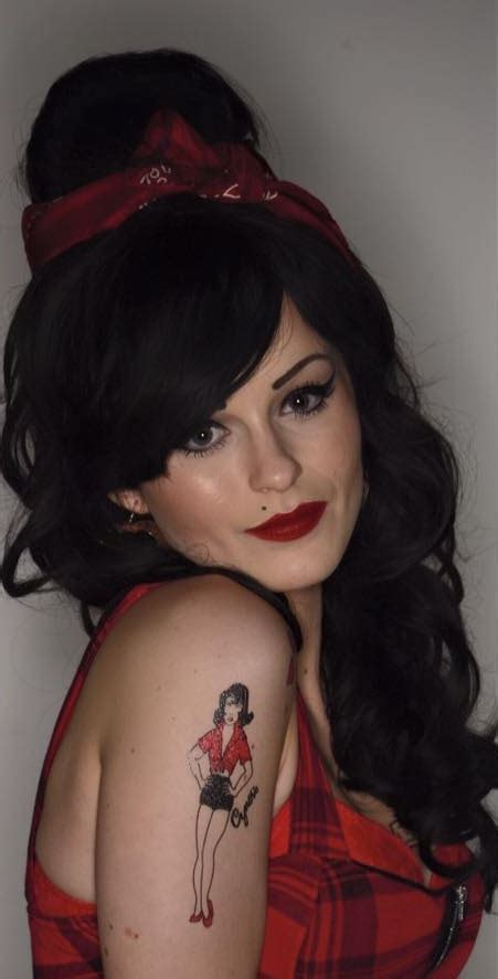 amy winehouse tribute act emma wright shout promotions