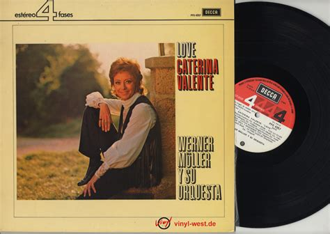 caterina valente i love you caterina valente a l records lps vinyl and cds musicstack