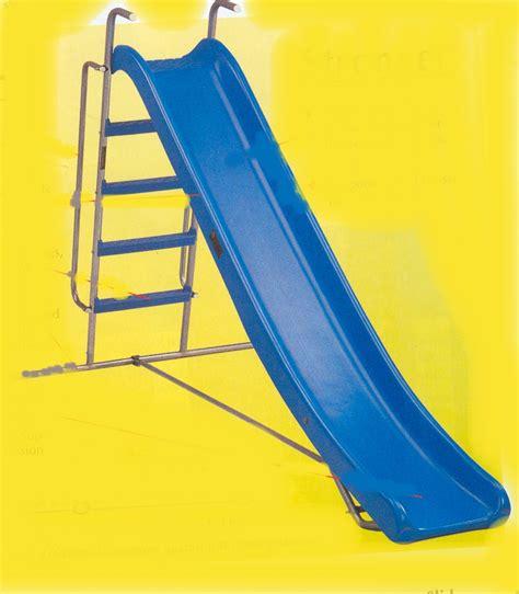 garden slide large blue freestanding prop hire and deliver