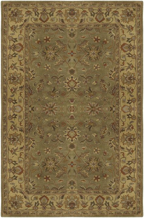 rugs larger than 9x12 surya area rugs crowne rug crn6001 fern green traditional rugs area rugs by style free