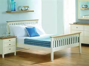 alaska bed white dania furniture for the home